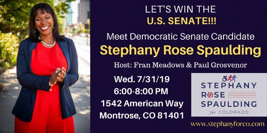 Stephany Rose Spaulding for U.S. Senate