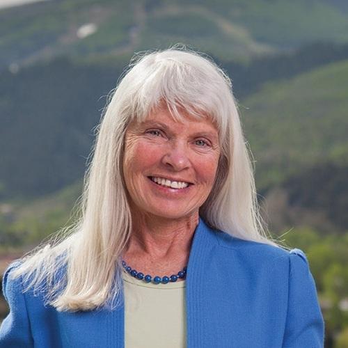 Diane Mitsch Bush (photo)