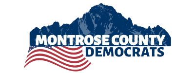 Montrose County Democratic Party Logo
