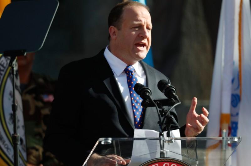 Colorado Governor Jared Polis (photo)